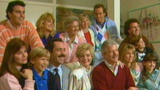 ET's Time With the 'Brady Bunch' Cast (Exclusive)