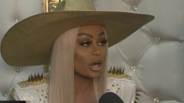 RuPaul's DragCon LA 2019: Blac Chyna on Co-Parenting With Rob Kardashian