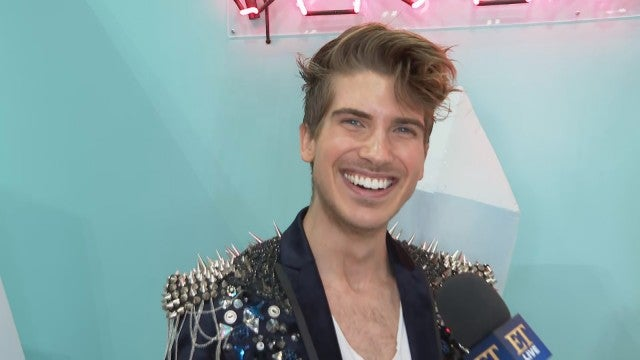 RuPaul's DragCon LA 2019: Joey Graceffa Talks New Jewelry Line and Gives Update on James Charles