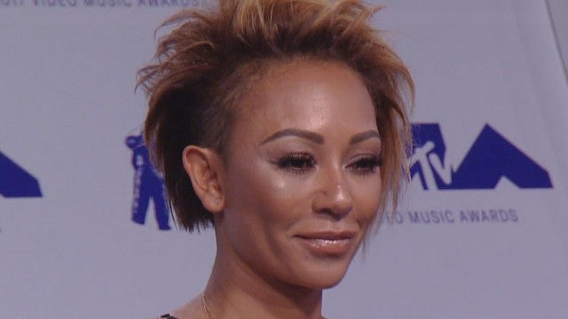 Mel B 'Perfectly Fine' Amid Reports of Losing Her Sight