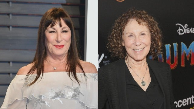 Anjelica Huston vs. the Cast of 'Poms' -- Inside the Feud