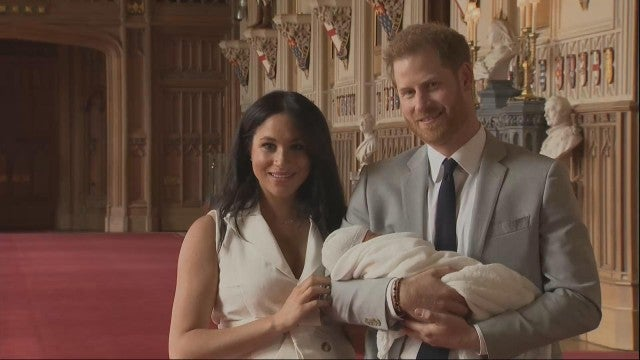 Meghan Markle and Prince Harry's Baby Debut: How It Bucked Royal Tradition