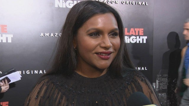 How 'The Office' Inspired Mindy Kaling's 'Late Night'