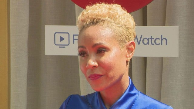 'Red Table Talk': Jada Pinkett Smith Dishes on Upcoming Love and Relationships Episode