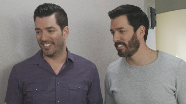 'Property Brothers' Give Tour of New Show (Exclusive)