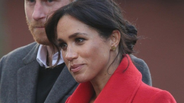 Meghan Markle's Close Friend Cries Over Her Negative Press