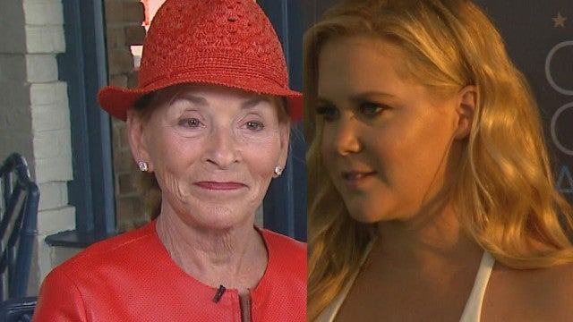Judge Judy Details Sweet Text Exchange With New Mom Amy Schumer