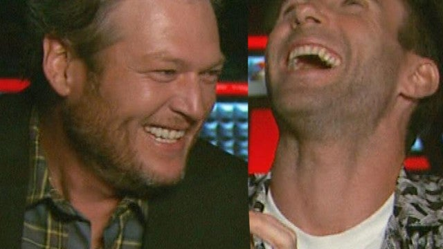 'The Voice': Adam Levine and Blake Shelton's Best Moments Together
