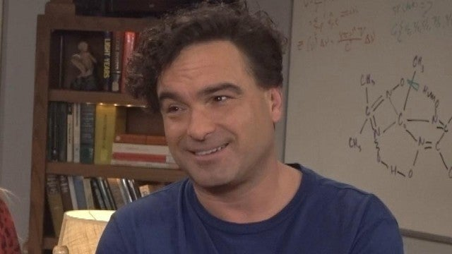 Johnny Galecki on Leonard's Emotional Confrontation in Upcoming 'Big Bang Theory' Finale (Exclusive)