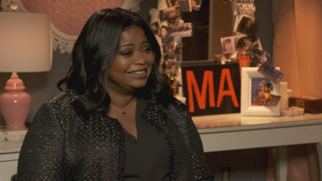 Octavia Spencer on Her 'Very, Very Strange' Makeout Scene in 'Ma' (Exclusive)