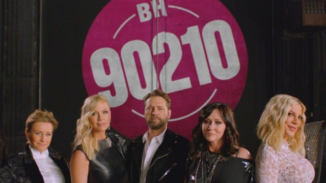 'Beverly Hills, 90210' Cast on How the Reboot Is More of a 'Mockumentary' (Exclusive)
