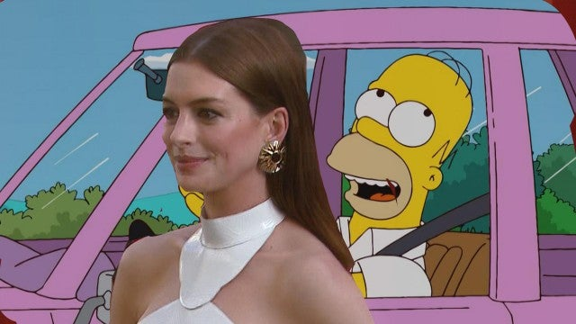 Fun Fact: Anne Hathaway Won an Emmy for 'The Simpsons'