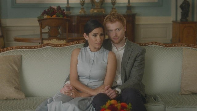 Lifetime's 'Harry & Meghan: Becoming Royals': Watch the Sweet Pregnancy Scene