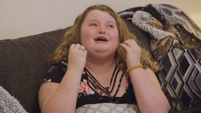 Honey Boo Boo Breaks Down in Tears Telling Mama June She's Scared to Live With Her (Exclusive)
