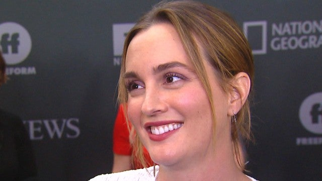 Leighton Meester Says It Was 'Very Satisfying' Having Adam Brody on 'Single Parents' (Exclusive)