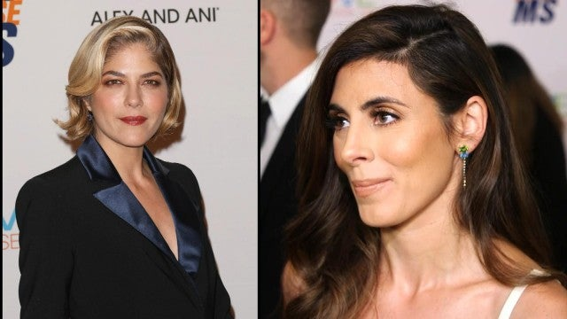 Selma Blair and Jamie-Lynn Sigler