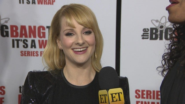 'Big Bang Theory' Finale: Melissa Rauch Talks Going From Unemployment Line to Her Audition