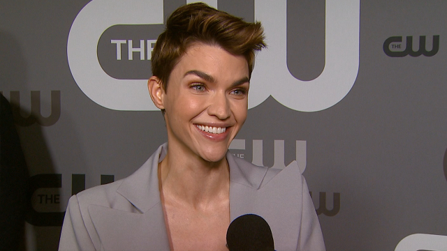 Ruby Rose on How She Relates to Kate Kane in 'Batwoman' (Full Interview)