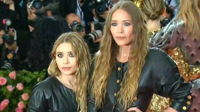 Met Gala 2019: Mary-Kate and Ashley Olsen Arrive in Matching Dresses!