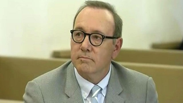 Kevin Spacey Makes Unexpected Appearance in Court