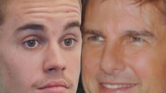 Justin Bieber Says He Was Joking About Tom Cruise Fight