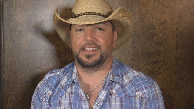 Jason Aldean Gives ET an Exclusive Tour of His Nashville Bar!