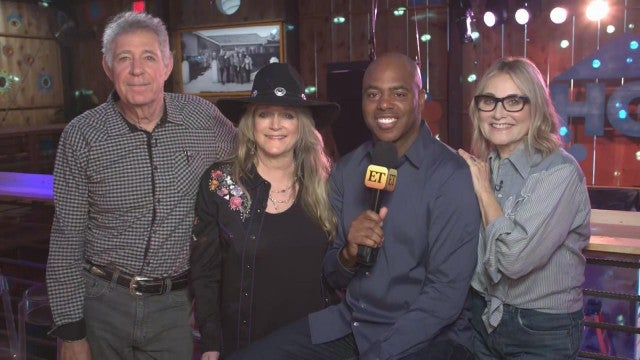 'The Brady Bunch' Kids Take CMA Fest! (Exclusive)