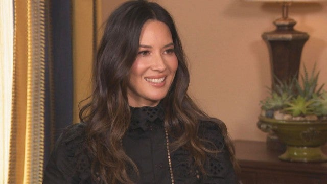 Jennifer Aniston Had Olivia Munn's Back During Awkward Interview Moment