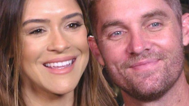 Brett Young Says He'll Be a Protective Father to His Baby Girl (Exclusive)