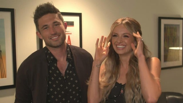 Carly Pearce and Michael Ray Hint at Upcoming Duets! (Exclusive)