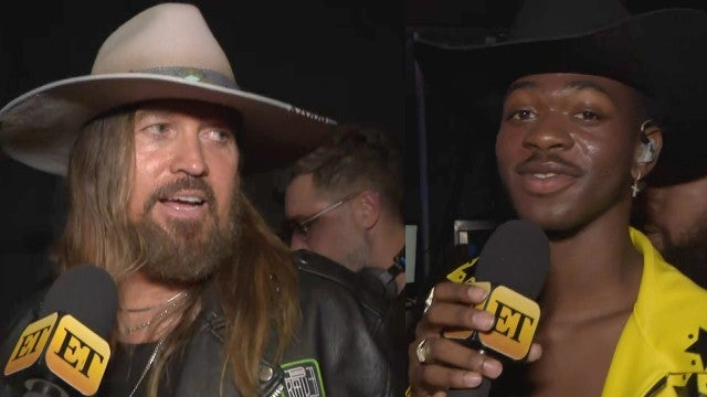 Lil Nas X and Billy Ray Cyrus on Performing 'Old Town Road' at BET Awards 2019 (Exclusive)