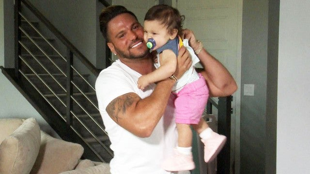 Inside 'Jersey Shore' Star Ronnie Magro's New Life as a Single Dad (Full Interview)
