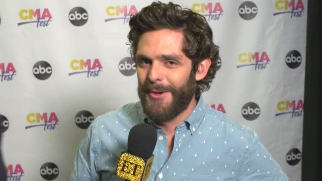 Thomas Rhett Explains Why He Clapped Back at Internet Trolls Who Made Fun of His Wife (Exclusive)