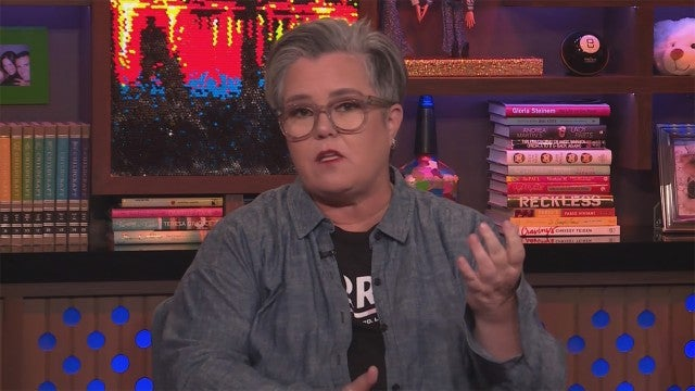 Rosie O'Donnell Has One Note on Meghan McCain's 'The View' Performance