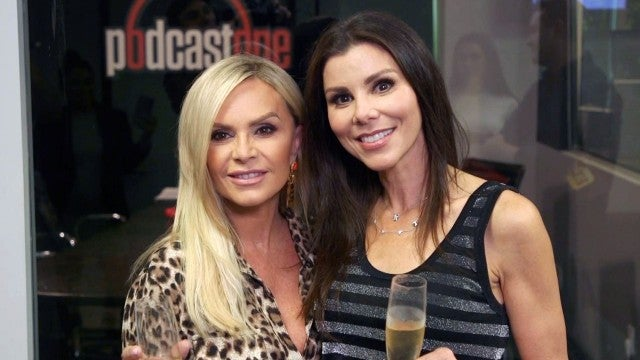 Heather Dubrow and Tamra Judge