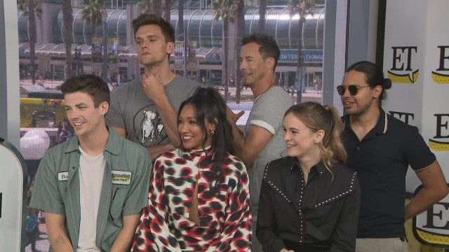 Comic-Con 2019: 'The Flash' Cast