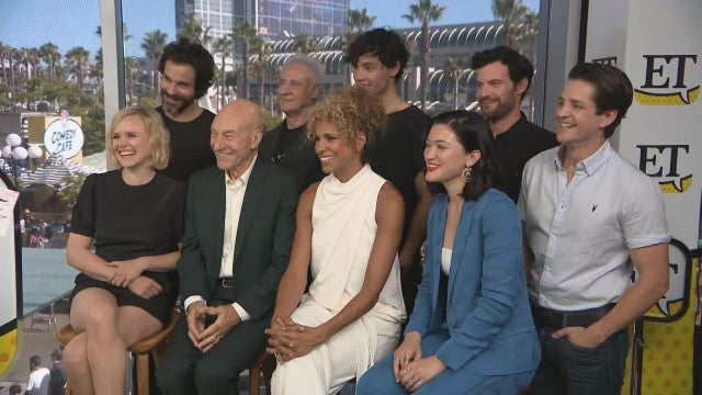 Comic-Con 2019: 'Star Trek: Picard'