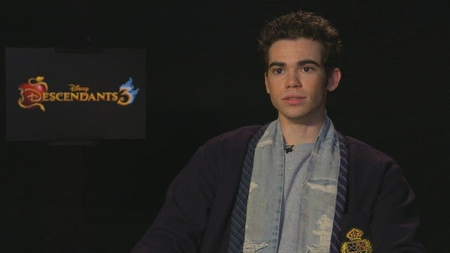 Watch Cameron Boyce's Final 'Descendants' Interview