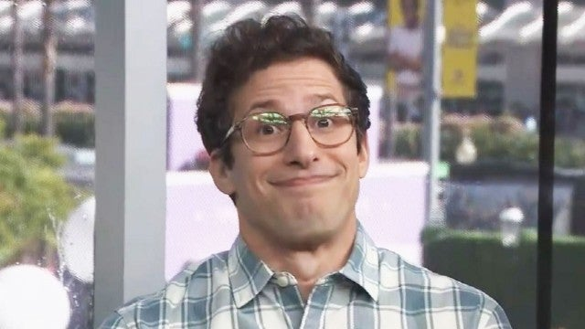 Comic-Con Flashback: Watch Andy Samberg's Hilarious Plea to Get Bruce Willis on 'Brooklyn Nine-Nine'