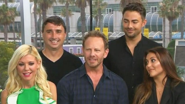 Comic-Con Flashback: 'Sharknado 6' Will Feature Time-Traveling Sharks and Tori Spelling!