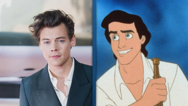 Harry Styles in Early Talks to Play Prince Eric in 'Little Mermaid' Live-Action Movie
