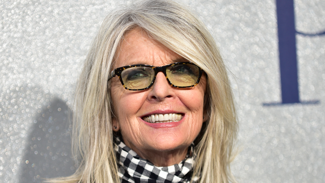 Diane Keaton Says She Hasn't Been on a Date in 35 Years