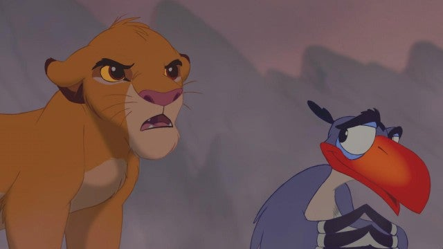 5 'Lion King' Secrets You Didn't Know About the 1994 Animated Classic