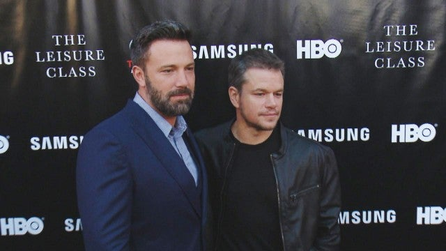 Ben Affleck and Matt Damon Reunite for New Movie -- Get the Details!