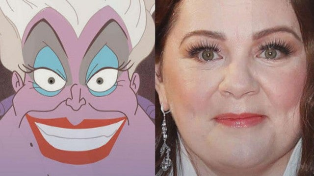 'The Little Mermaid': Melissa McCarthy in Early Talks to Play Ursula