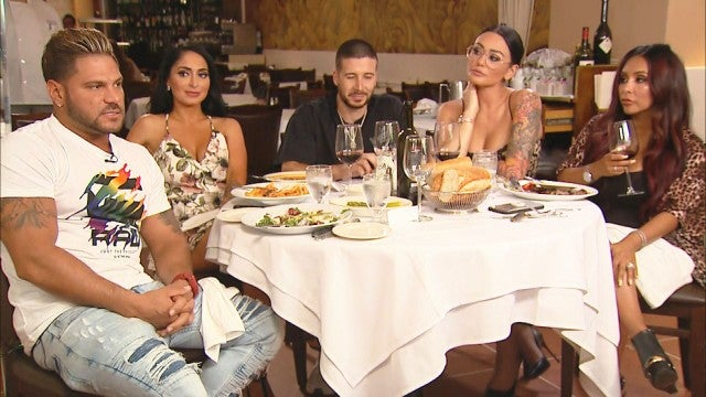 The 'Jersey Shore' Cast Plays 'Never Have I Ever'