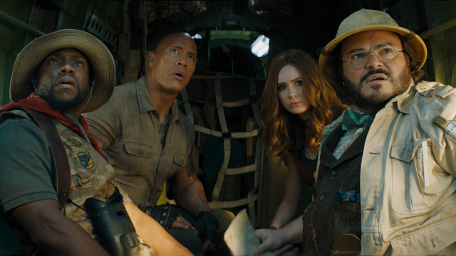 'Jumanji: The Next Level' Trailer No. 1