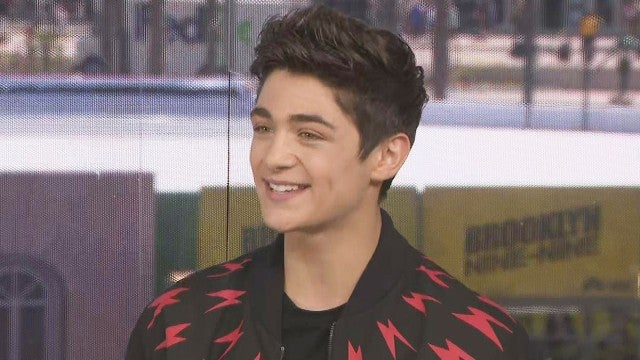 Asher Angel Talks Rumored Role in Disney's Live-Action 'Little Mermaid' | Comic-Con 2019 (Exclusive)