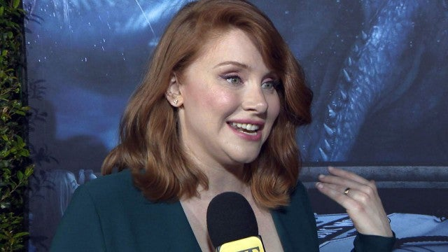 Bryce Dallas Howard Says Dad Ron Was 'Shook' After Mistaking Jessica Chastain for Her! (Exclusive)