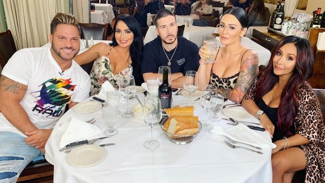 'Jersey Shore Family Vacation' Cast Spills Show Secrets! (Full Interview)